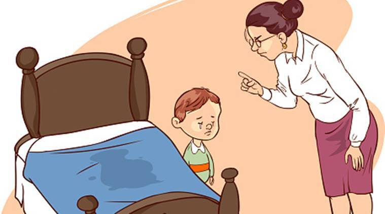 How To Tackle Bed Wetting In Kids According To A Doctor Parenting News The Indian Express