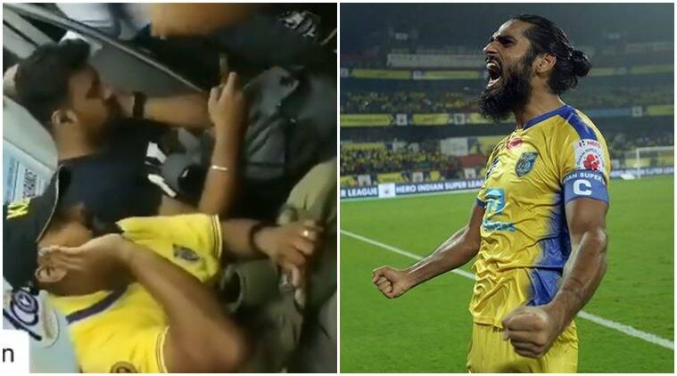 Sandesh Jhingan slams Bengaluru FC 'bullies' for misbehaving with Kerala Blasters fan in metro