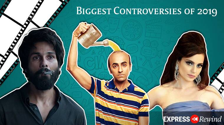 bollywood controversies 2019