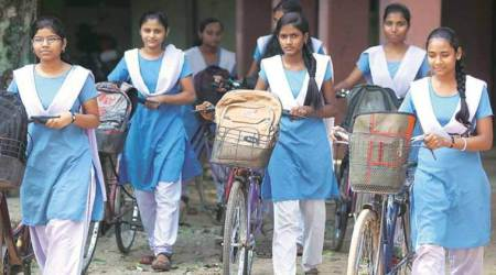girl dropouts in bihar, govt plans to motivate students to stay in school, poor education in bihar, quality of eduction in bihar, bihar news, india news, indian express news