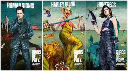 Meet the characters of DC's Birds of Prey