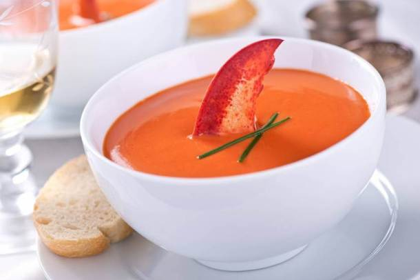 bisque, soups to eat, cooking terms, cheft terms