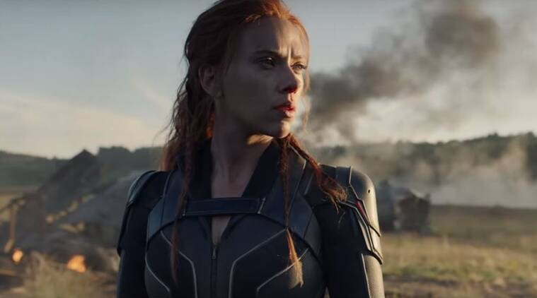 Teaser Trailer for Marvel's 'Black Widow' Movie with Scarlett Johansson