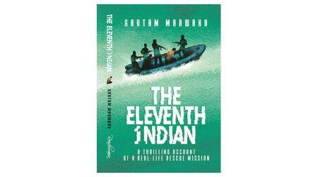 'The Eleventh Indian': Rescue of Merchant Navy officer held captive by pirates, in fiction