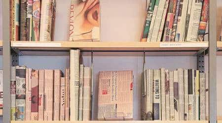 Max Mueller Bhavan library, Pepper House library at Fort Kochi, delhi libraries, Nilanjana Nandy