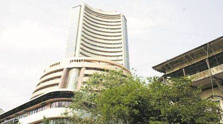 National Stock Exchange (NSE), interest rate government bonds, stocks and shares, latest news, indian express