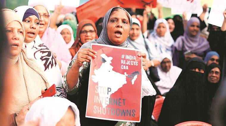 Citizenship Amendment Act, CAA protests, CAA protests Delhi, Bangladesh on CAA protests, Citizenship Act protests, Citizenship Bill protests, India news, Indian Express
