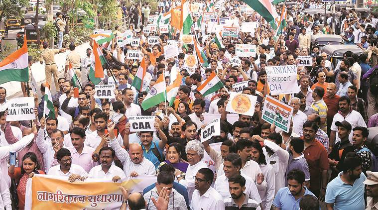 CAA protests, Citizenship Amendment Act, Citizenship Amendment Bill, CAB protests, BJP on CAA, Opposition on CAA, CAA, CAB, India news, Indian Express