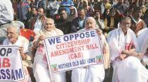 Protests continue in Assam, govt says no major violence