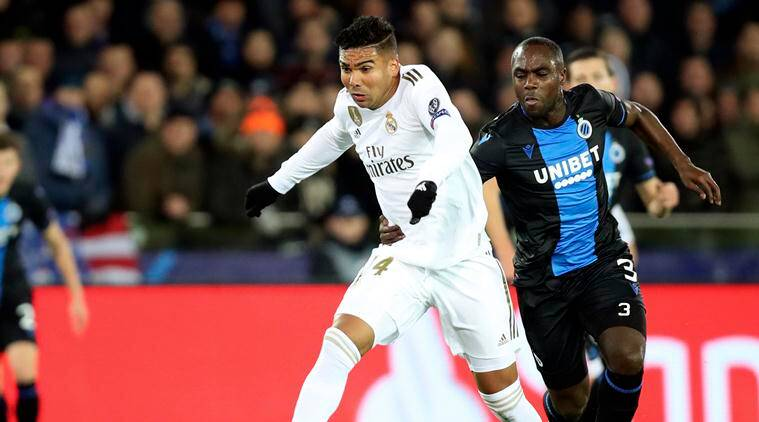 Zidane Zidane unlikely to rest Casemiro despite El Clasico suspension threat