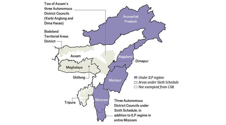 Explained: Why Assam is unhappy with the Citizenship Amendment Bill