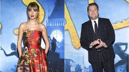 cats premiere taylor swift