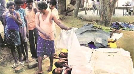 Chhattisgarh 2012 encounter, Chhattisgarh encounter, Chhattisgarh encounter June 2012, Chhattisgarh 2012 encounter probe, India news, Indian Express