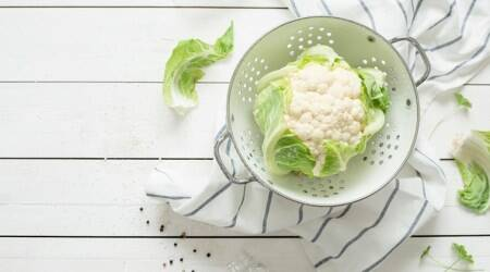 cauliflower, cauliflower benefits, cauliflower tweet, phoolgobhi recipes, indianexpress.com, indianexpress, Dr Harsh Vardhan, cauliflower for bone health, cauliflower recipes,