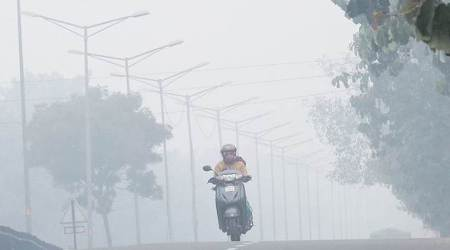 Day temperature in Chandigarh climbs to 11.1 degrees Celsius