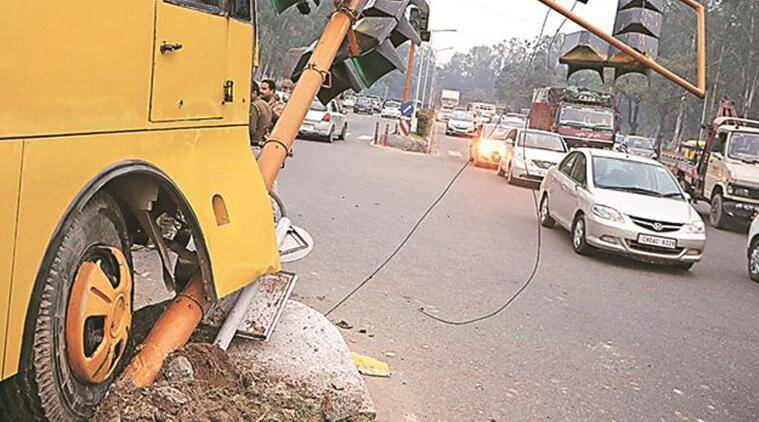 Chandigarh administration seeks central body's intervention to prevent road fatalities