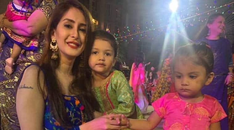 Chahatt Khanna kids