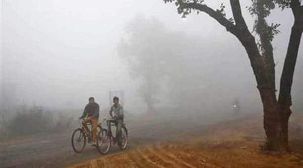 chandigarh temperature, minimum temperature in chandigarh, flights cancelled, delhi winter, chandigarh news, indian express news