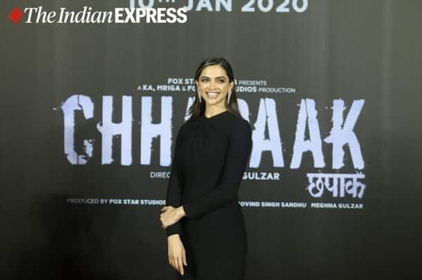 Chhapaak trailer photos launch