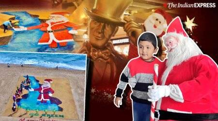 merry christmas, christmas 2019, christmas celebrations in India, christmas celebrations 2019, indian express