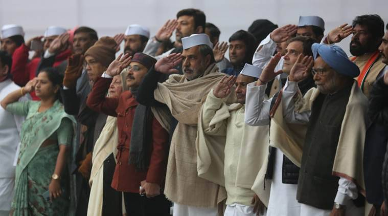 congress foundation day, rahul gandhi, rahul gandhi attacks pm modi, citizenship amendment act, caa protests, citizenship law protests