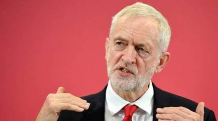 Jeremy Corbyn, Jeremy Corbyn Britain, Britain elections, Britain elections results, Brexit Britain, UK Brexit, Britain elections Brexit, Brexit Boris Johnson, Brexit date UK, Britain Brexit date, Jeremy Corbyn labour party, Indian express world news