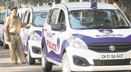 drunk driving in chandigarh, facilities for women on new year's eve, security on new year's eve, police management on new year's eve, chandigarh news, indian express news