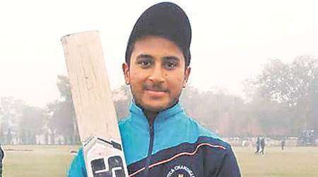 CK Nayudu Trophy, Cooch Behar Trophy, cricket tournament, chandigarh news, indian express news