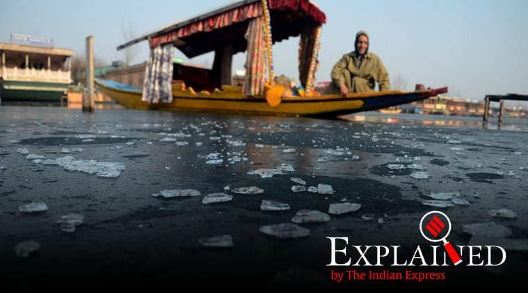 Delhi weather, Delhi winter, Delhi temperature, Delhi temperature today, Delhi weather today, winters in Delhi, Delhi winters, Express Explained, Indian Express
