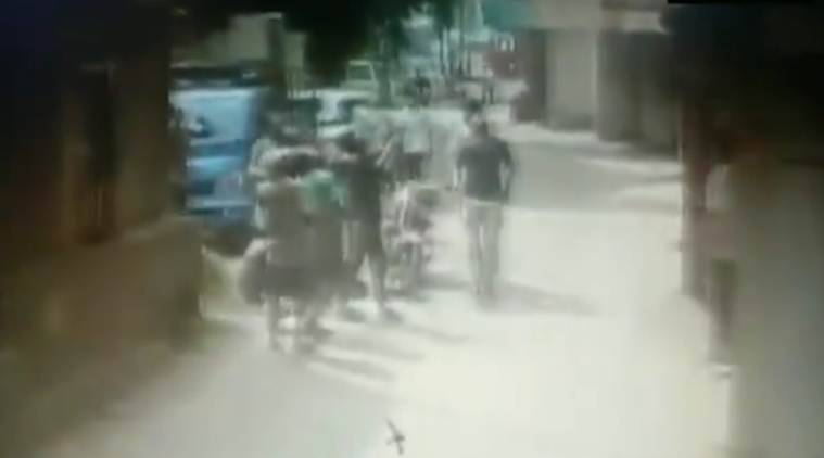 daman and diu, child falls from building, locals save child falling from building, daman and diu news
