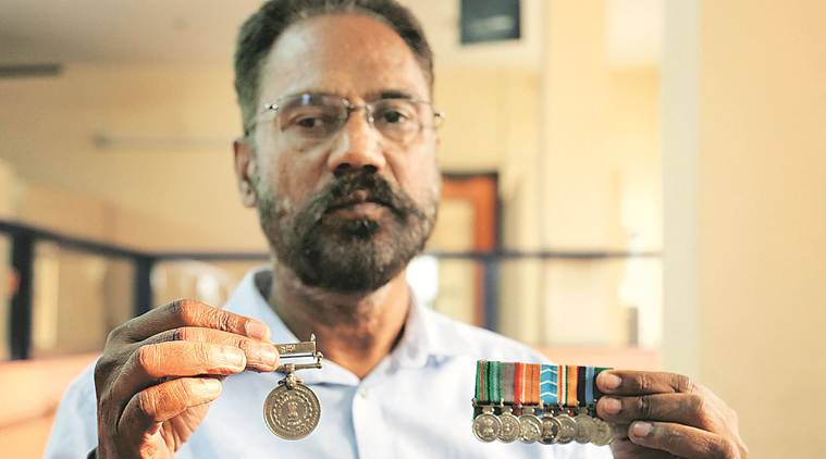 Right to Information, RTI, RTI on fake Army medals, fake Army medals, Indian Army, fake Indian Army medals, India news, Indian Express