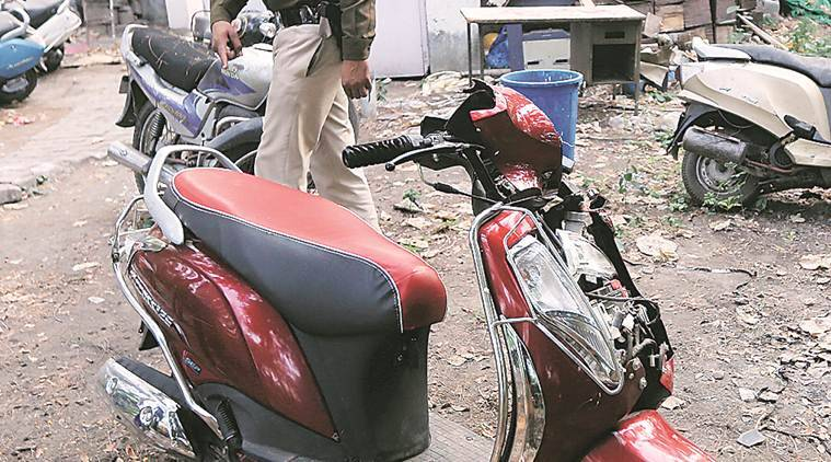 Flung off scooter, three teenagers crash into pole near Delhi Gate, die of injuries