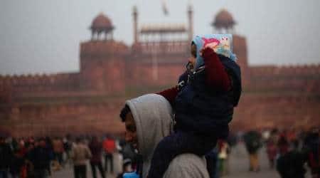 Delhi weather, delhi rain, IMD forecast for Delhi, delhi temperature, delhi cold wave, delhi city news