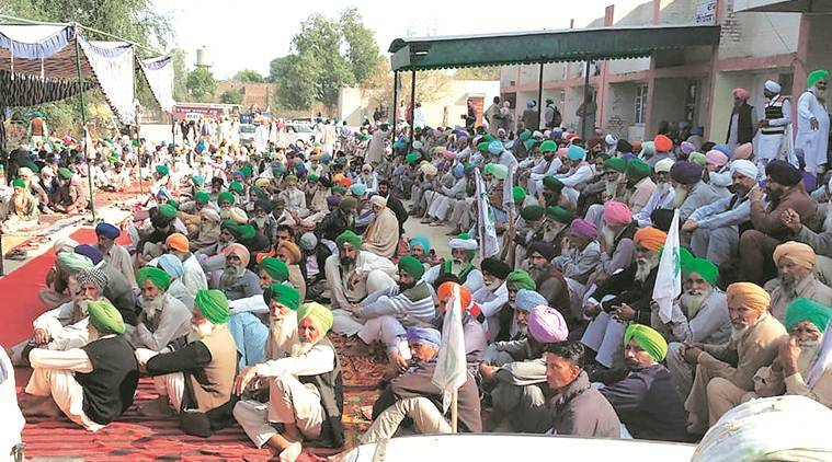 Ludhiana: BKU demands Rs 20L compensation for kin, quashing of stubble FIRs