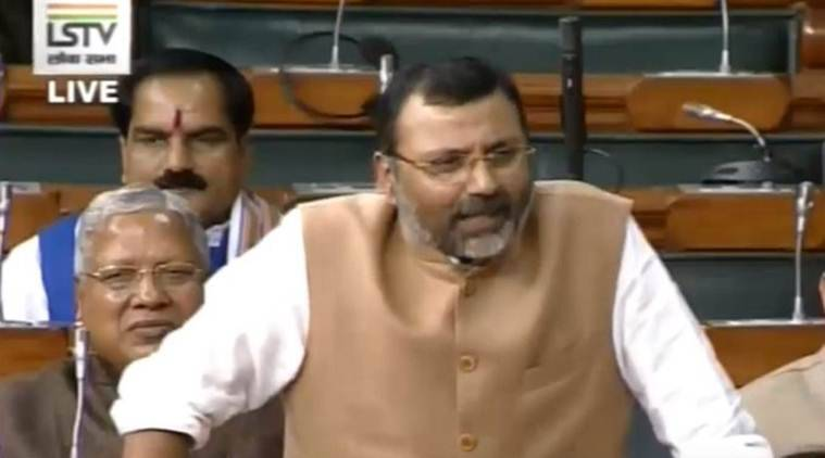 gdp growth rate, BJP india economy. Nishikant Dubey bjp mp, parliament economy discussion, 4.5 per cent gdp india,