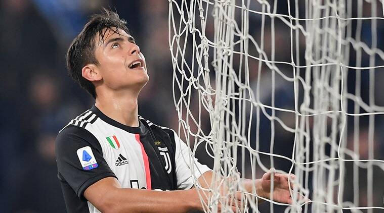 Juventus lose in Serie A for first time this season