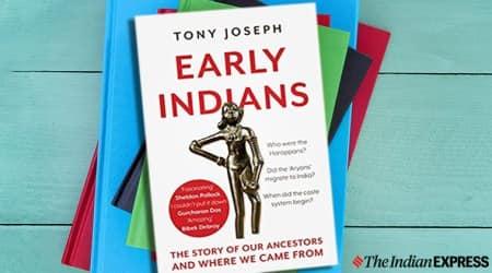Early Indians, tony joseph, Early Indians shakti bhatt first prize 2019, winner of shakti bhatt first prize 2019, indian express, indian express news