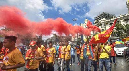 East Bengal, Real Kashmir prepare ahead of I-League season opener
