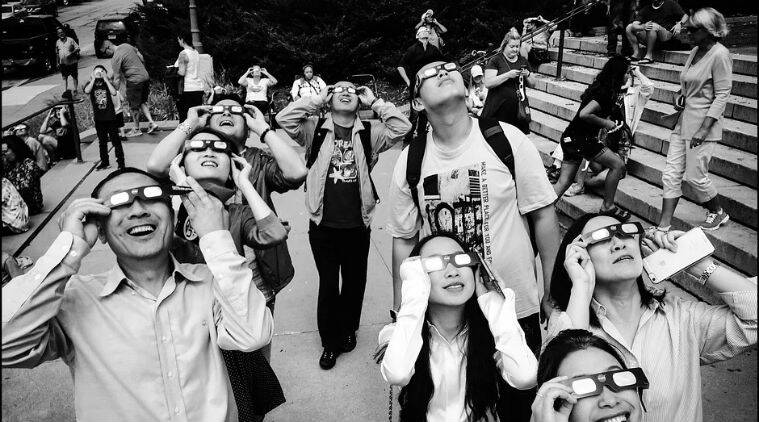 'Ring of Fire' Solar Eclipse Wows Skywatchers Across Asia