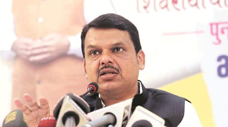 Maharashtra news, devendra fadnavis, saamana, Fadnavis swearing in, Maharashtra assembly