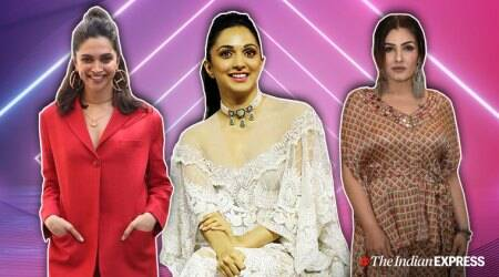 Janhvi Kapoor, Kareena Kapoor, Deepika Padukone, Kangana Ranaut , kajol, indian express news, celeb fashion, best fashion looks of the week, indian express news