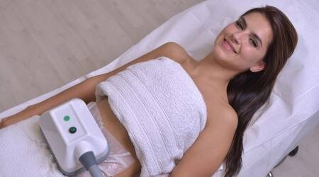 fat freezing, how to lose fat, fat freezing beauty treatment, indian express, lifestyle