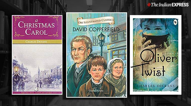 charles dickens children books