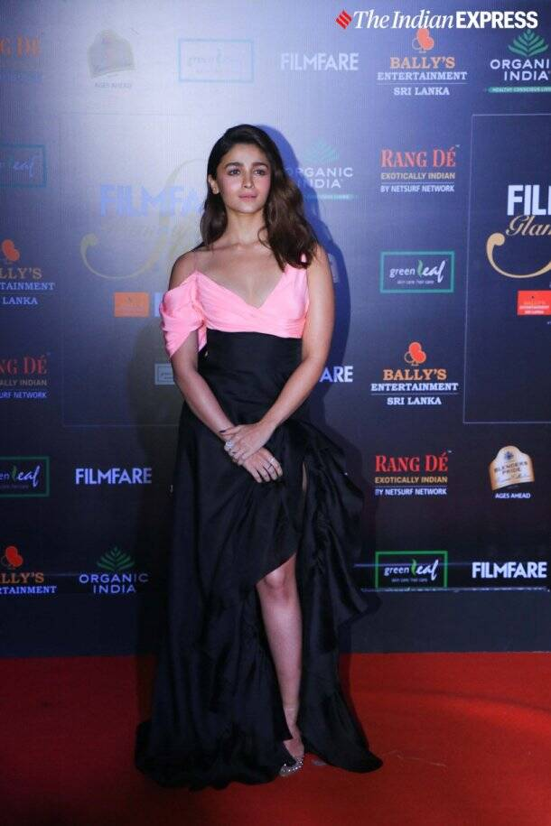 alia bhatt Filmfare Glamour and Style Awards