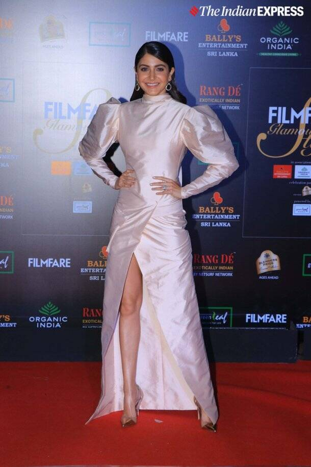 anushka sharma Filmfare Glamour and Style Awards