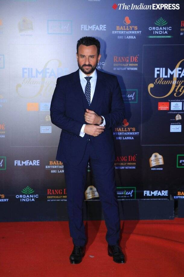 saif ali khan fashion awards