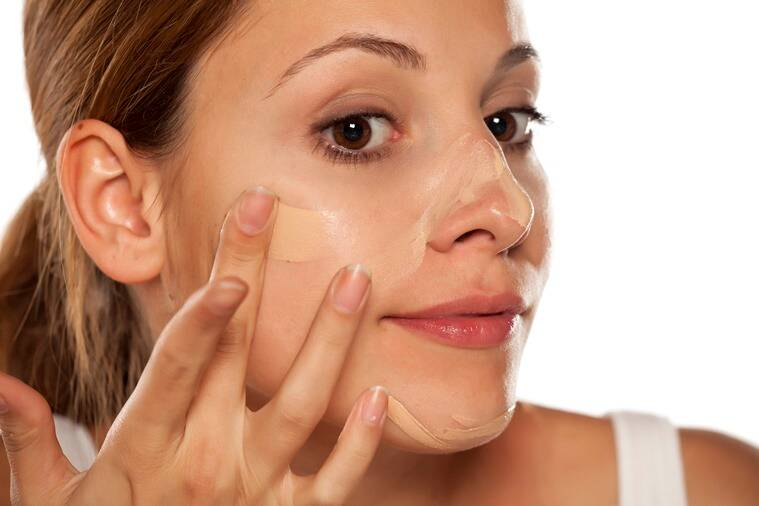 oily skin hacks, oily skin makeup hacks, skincare hacks, skincare tips, makeup hacks for oily skin, lifestyle, indian express