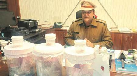 Panchkula: Gang cheating people claiming oil leak busted, four arrested