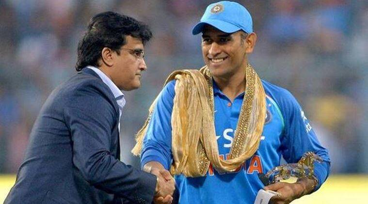 Please ask MS Dhoni: Sourav Ganguly on MSD's participation in T20 ...
