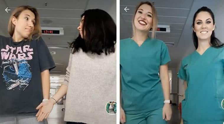tiktkok, tiktok videos, tiktok used in germany hospitals, germany news